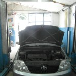 Usługi mechaniki samochodowej