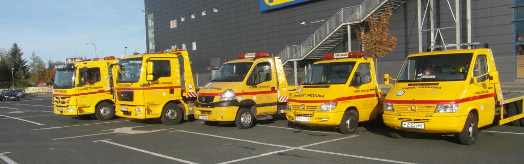 Pomoc drogowa Poznań 24h tel. 602 214 025
